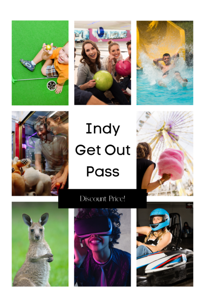 Discount price for Get Out Pass Indy