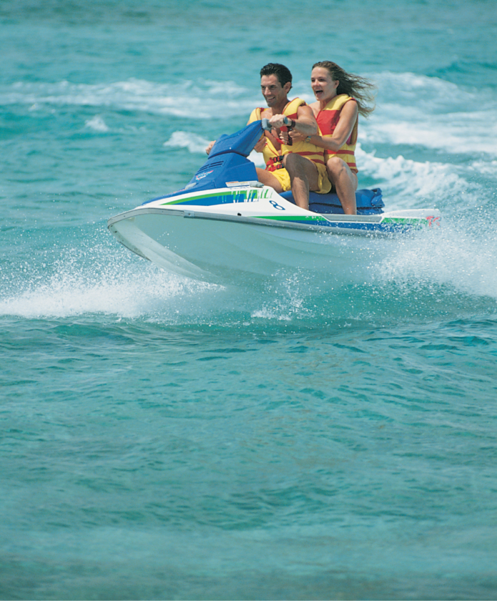 Discount ticket for 3 Hour All Inclusive 007 Millionaires Row Jet Ski Adventure Fort Lauderdale FL
