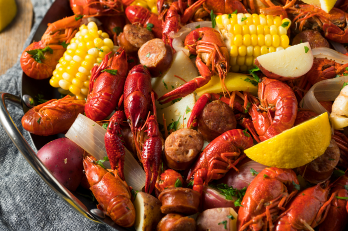 Discounted ticket to Crawfish and Catfish Festival in Sacramento, CA