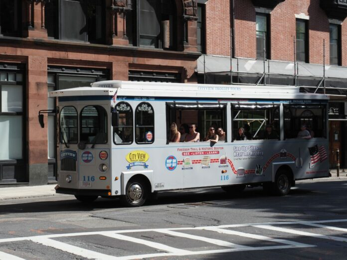 Promo code, coupon for Cityview Trolley Tours in Boston, Massachusetts