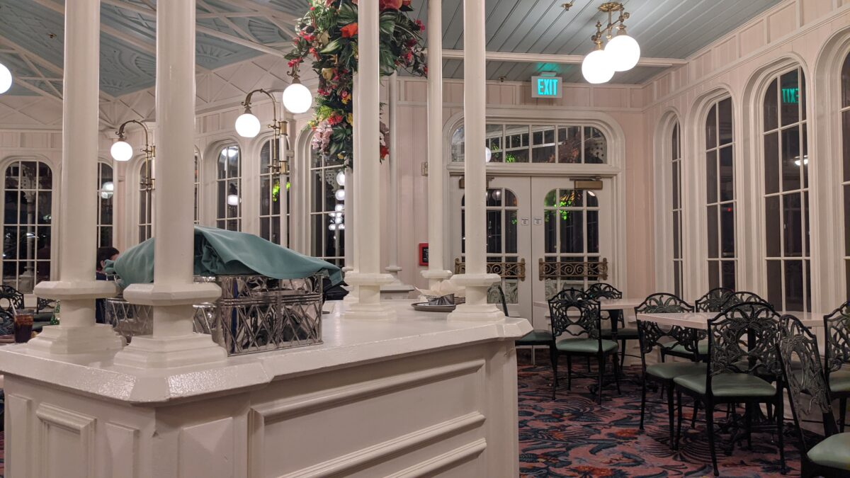 My family loves the beautiful, upscale atmosphere at Crystal Palace at the Walt Disney World Resort in Orlando