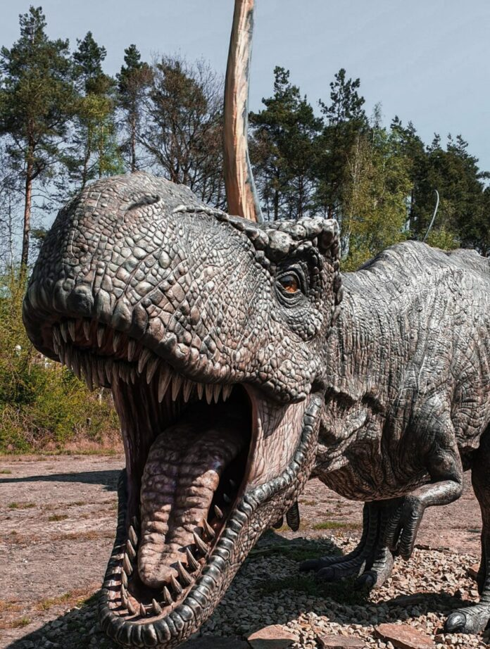 Discount ticket for Dino Safari Drive Thru in Paramus, New Jersey