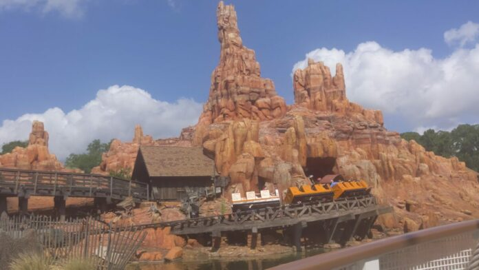 Disney Genie Plus is New FastPass for Big Thunder Mountain Railroad