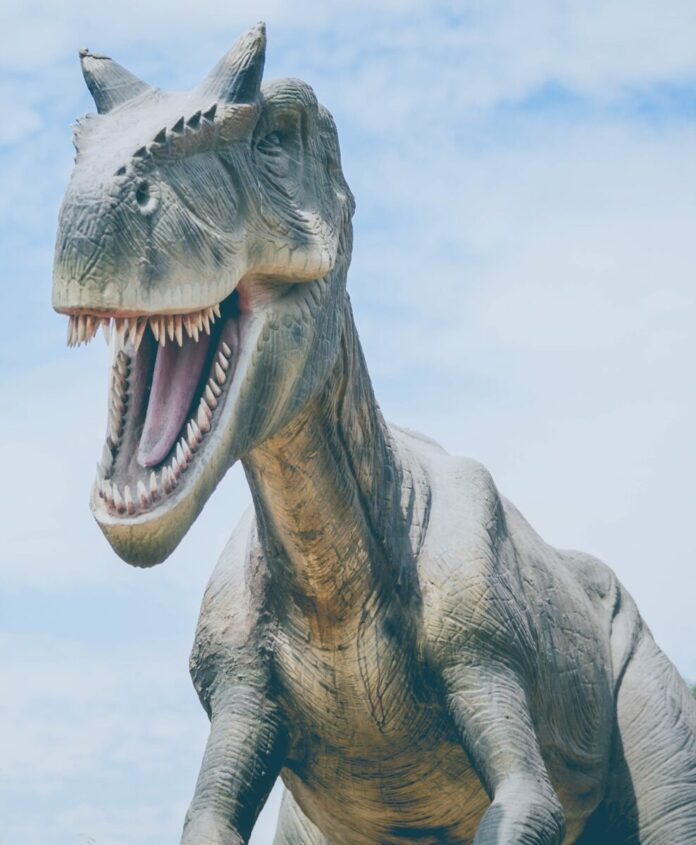 Discounted ticket price for Jurassic Quest drive thru event at Santa Clara Fairgrounds in Northern California