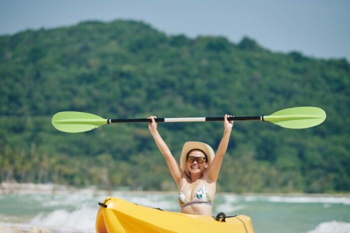 Enter Paddling.com - Eddyline Sweepstakes for a chance to win a free kayak