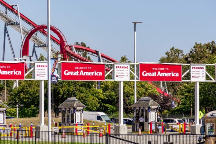 Promo code, coupon for California's Great America in San Francisco area