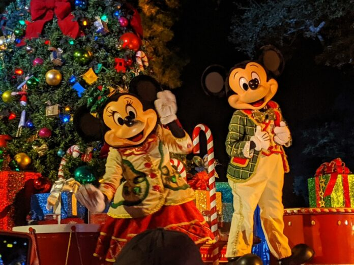 Promo code, coupon, discount price for tickets to Disney Very Merriest After Hours at Magic Kingdom in the Walt Disney World Resort in Orlando, FL