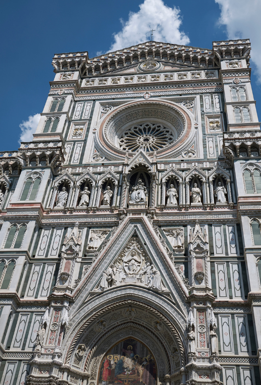 Discount ticket for walking tour of Florence, Italy