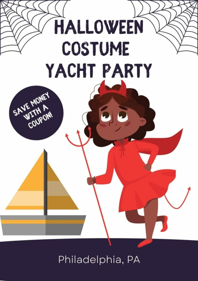 Philadelphia Halloween Yacht Party Discount Tickets
