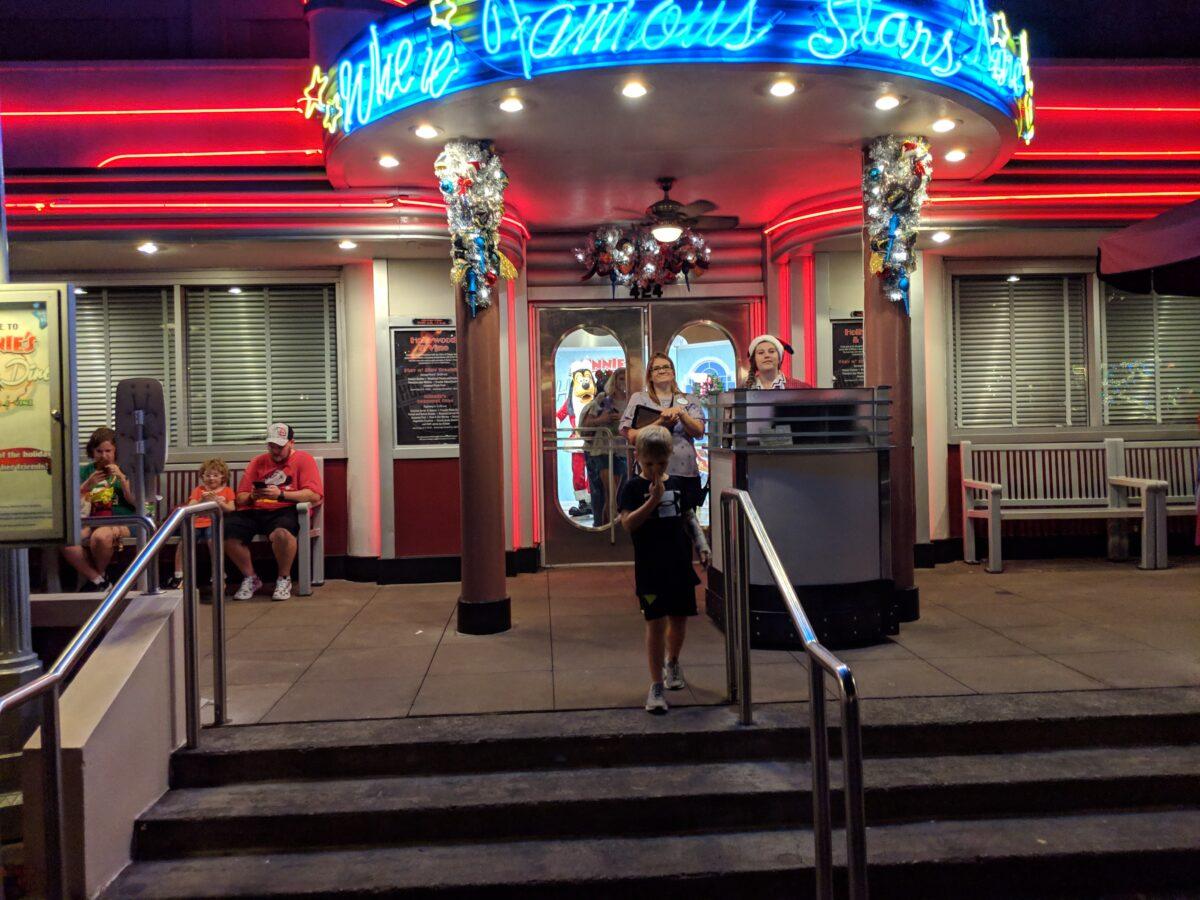 Hollywood And Vine Walt Disney World Dinner Reservations