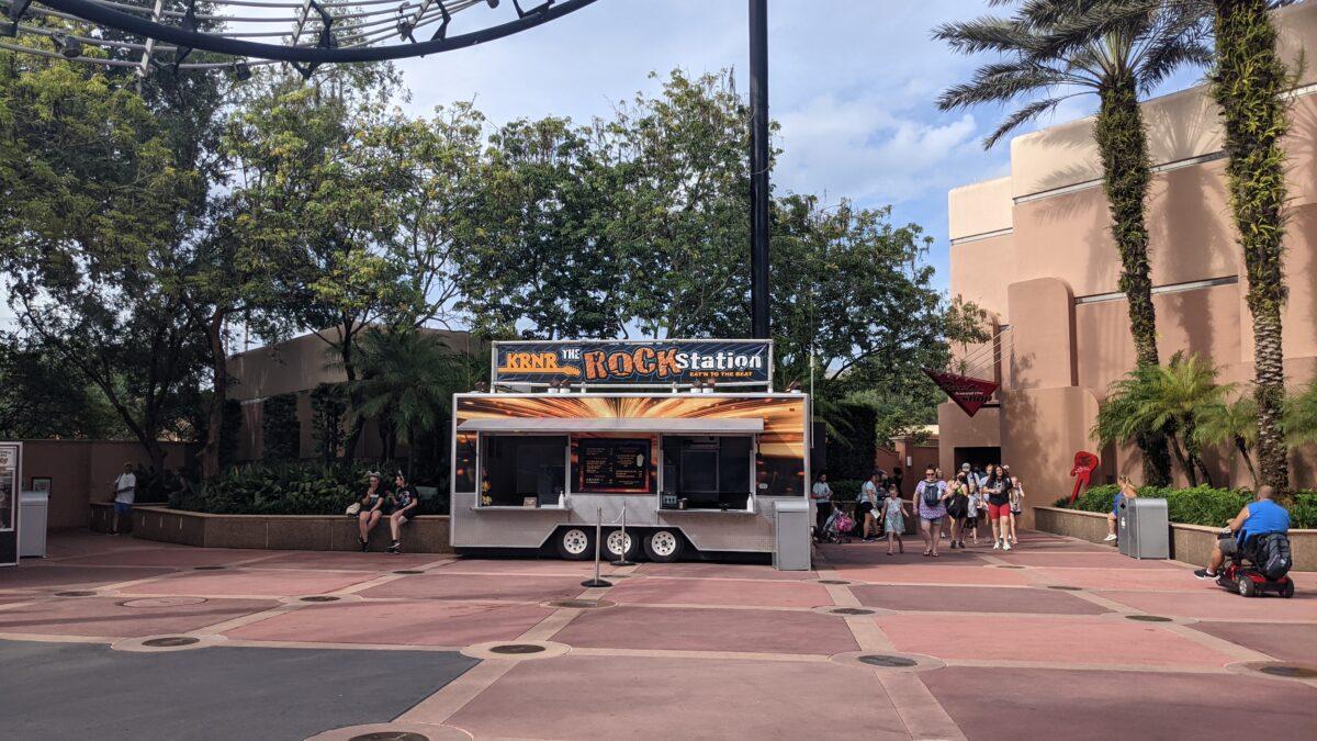 KRNR The Rock Station Quick Service Restaurant at Disney's Hollywood Studios in Orlando