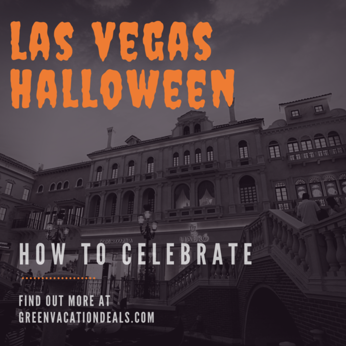 Guide to celebrating Halloween in Las Vegas including how to save money on the Venetian