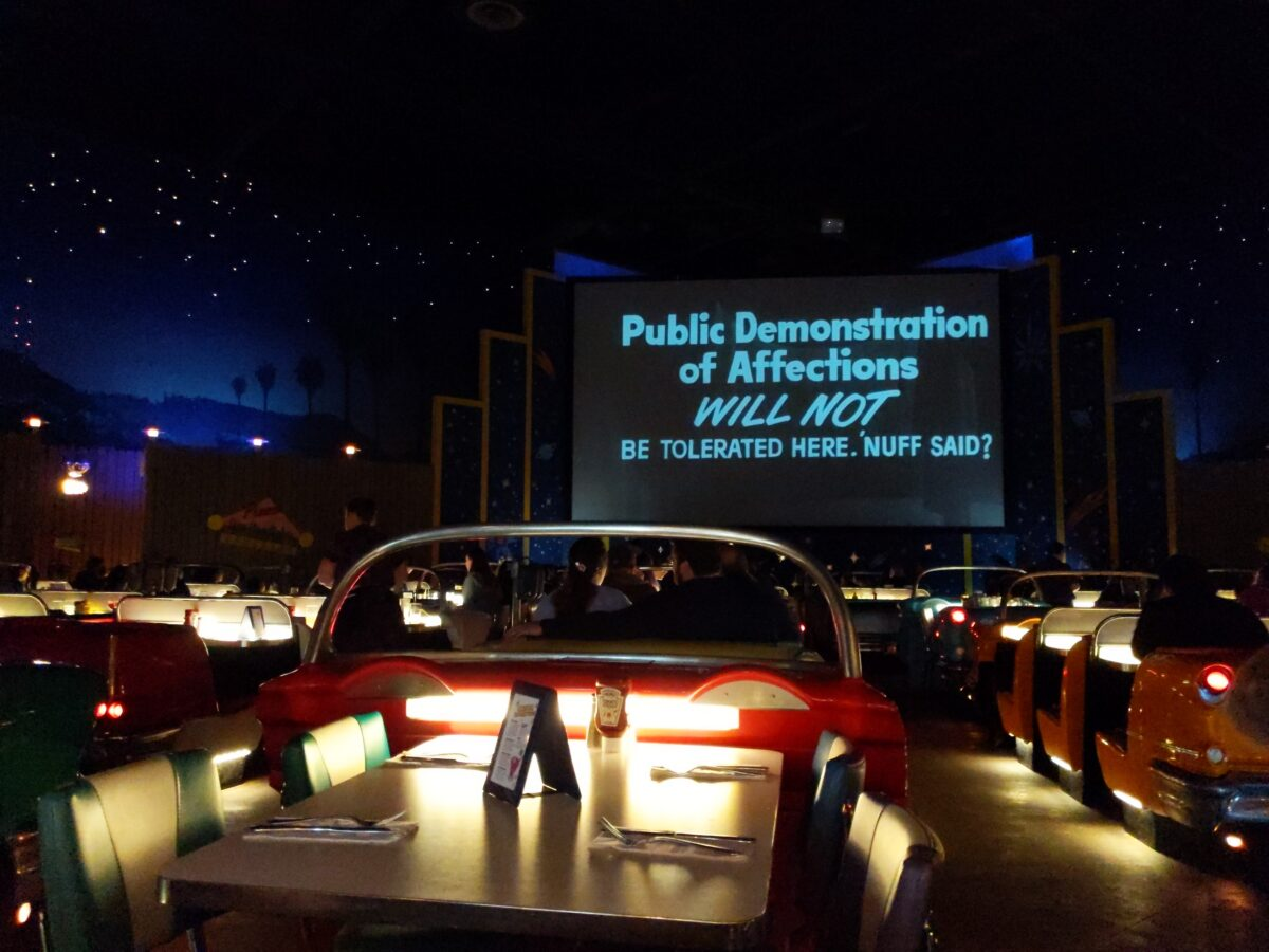 Sci Fi Diner at Disney's Hollywood Studios Theme Park