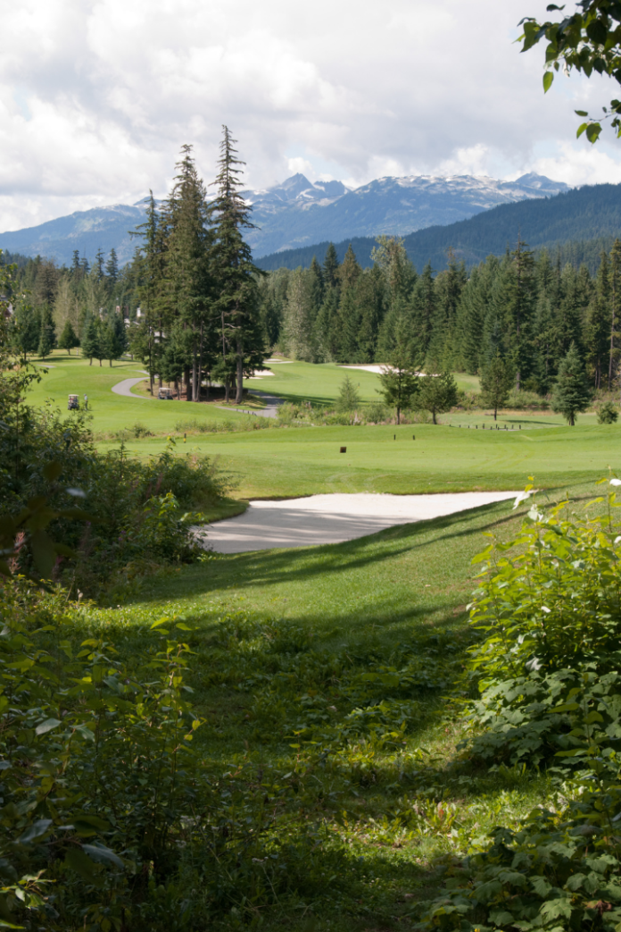 Enter Whistler Tourism - Win A Golf Getaway Sweepstakes for a free vacation