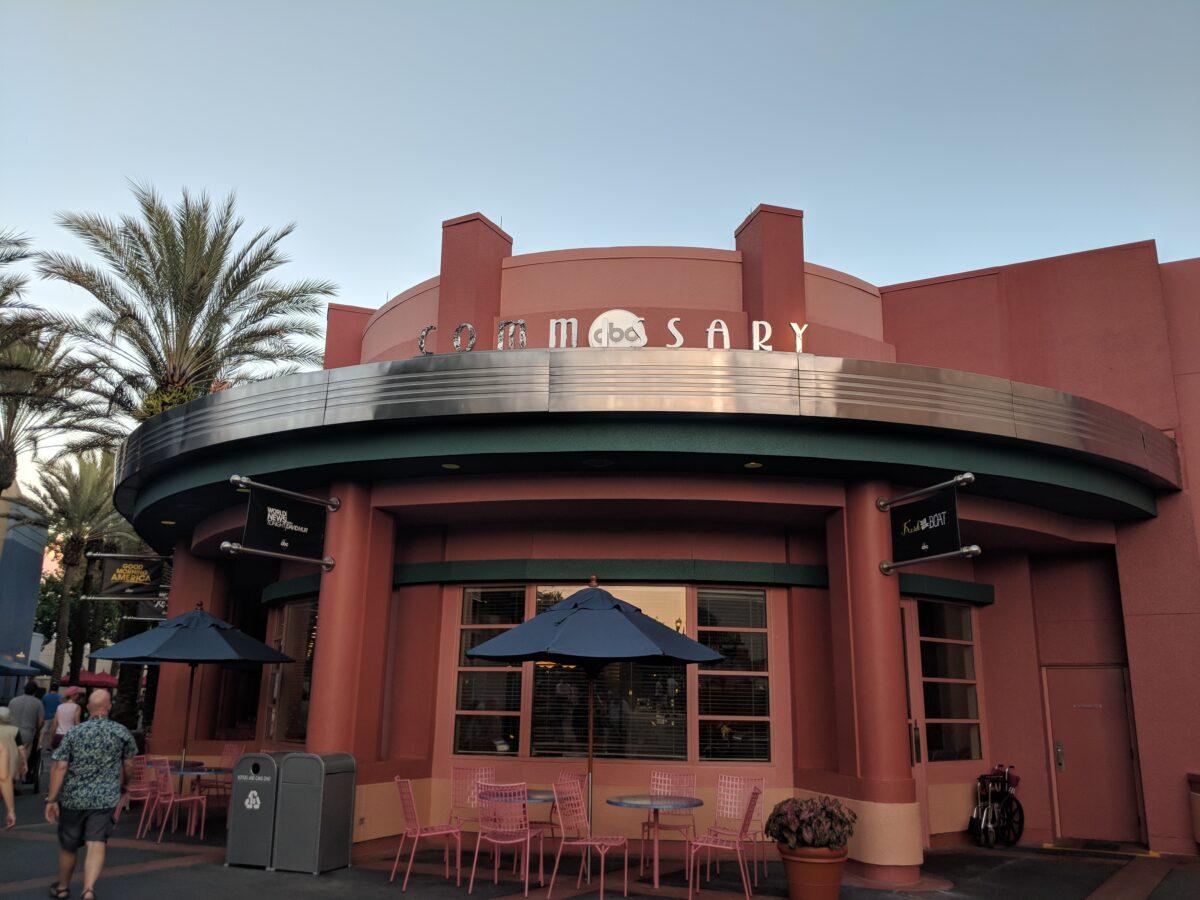 ABC Commissary Restaurant at Disney's Hollywood Studios in Orlando