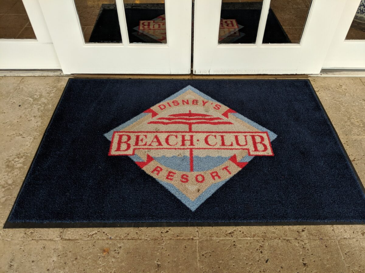 Tips for staying at Disney's Beach Club: how to make the most of your stay & save money