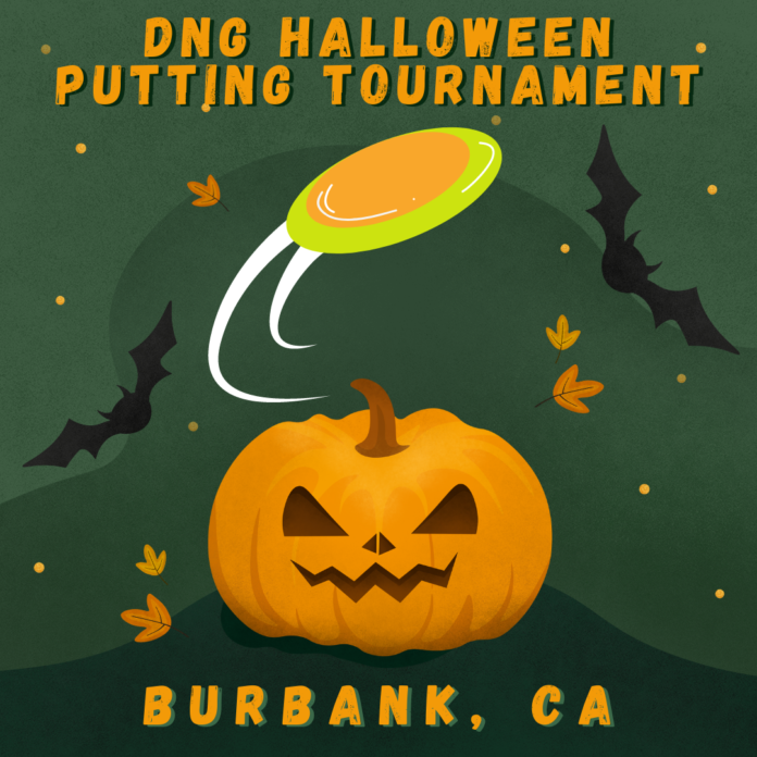 DNG Halloween Putting Tournament at DeBell Golf Club in Southern California discount ticket