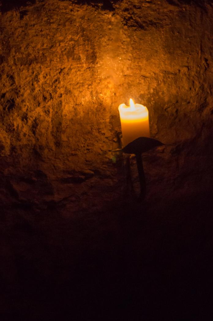 Discounted ticket to Haunted Underground Vaults and Graveyard Tour in Edinburgh, Scotland