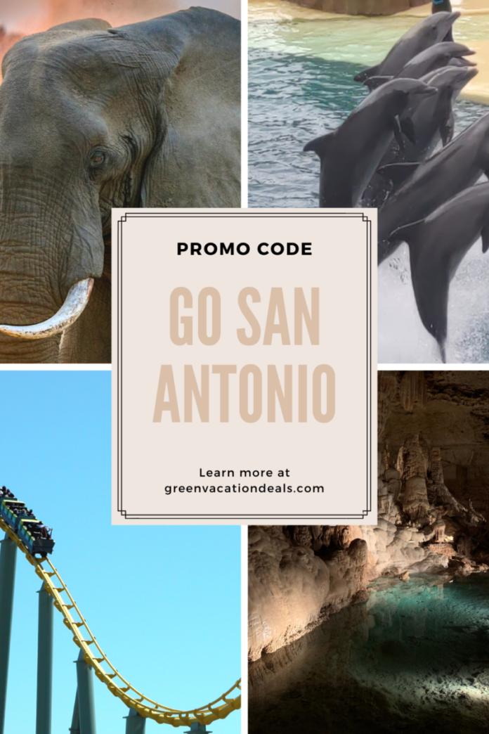 How to get a discounted price for Go City - San Antonio Explorer Pass