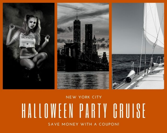 New York City Halloween Party Cruise Discount Ticket