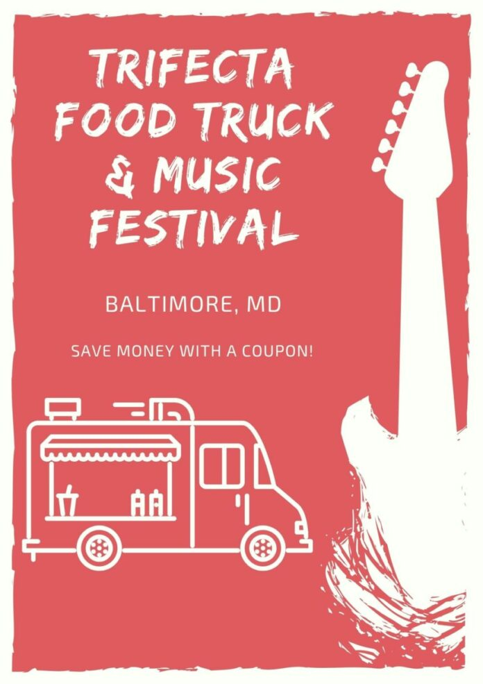 Discout ticket for Trifecta Food Truck & Music Festival in Lutherville-Timonium, MD
