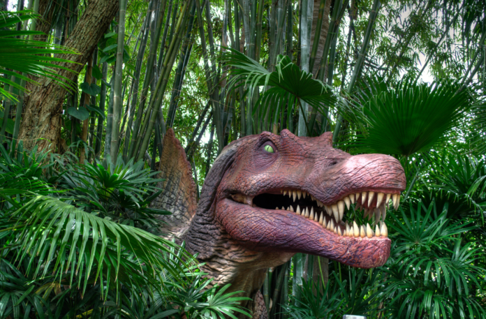 Enter Del Monte - Dinosaur Challenge Sweepstakes for a free Universal Florida trip