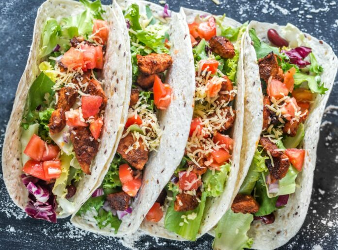 Discounted ticket to a taco festival in Houston, Texas