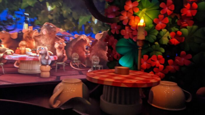See whether or not my family liked Remy's Ratatouille Adventure the new Epcot ride at Disney World