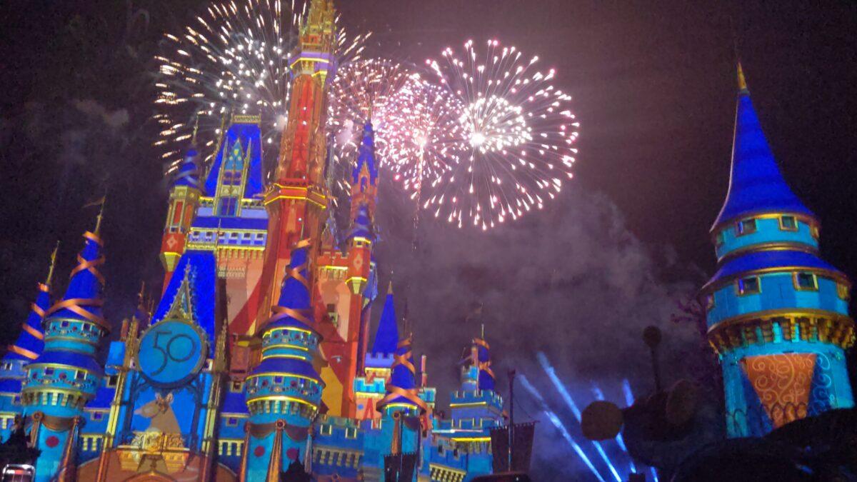Enter Disney - Walt Disney World Resort 50th Celebration Sweepstakes for a free trip to Orlando, Florida