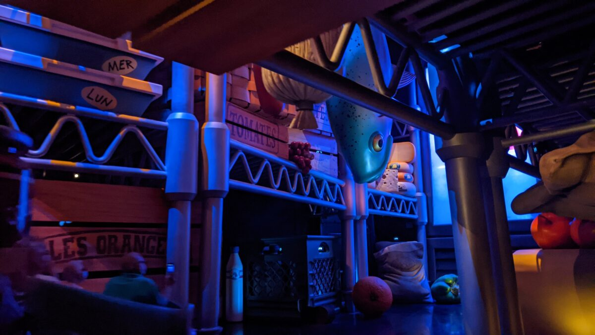 A review of Disney World's newest ride, Remy's Ratatouille Adventure, with what I like and don't like about the ride