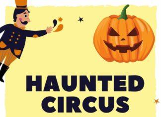 Haunted Circus Miami Florida discounted ticket