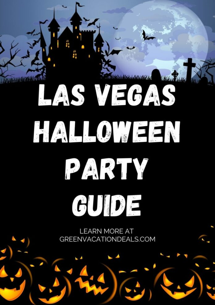 Travel guide for visiting Las Vegas, Nevada during Halloween. Find out what the best parties are