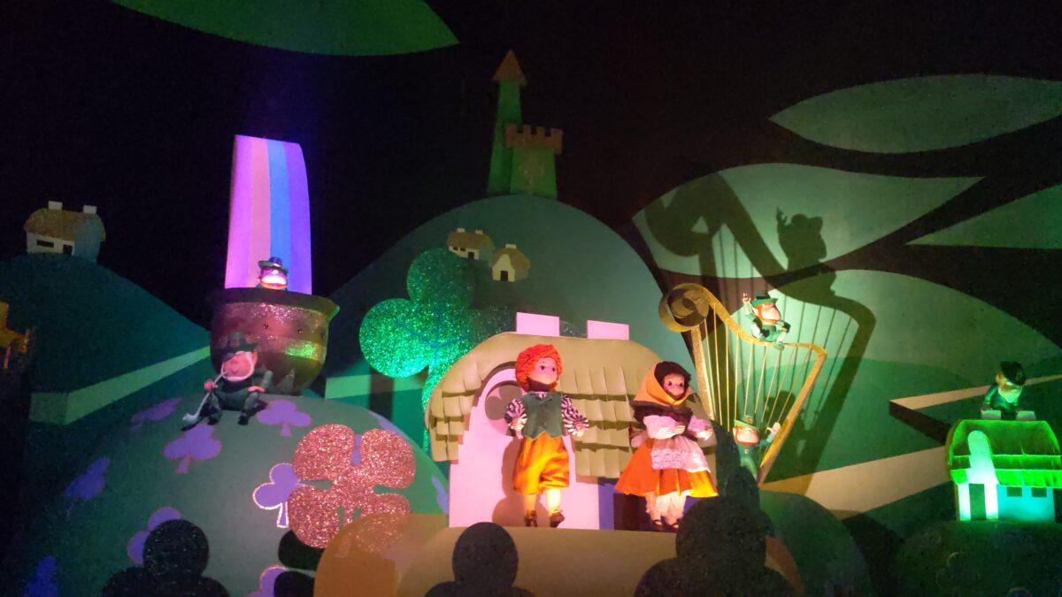 It's a Small World Ride in Fantasyland at the Magic Kingdom of Walt Disney World Resort