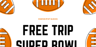 How to win a free trip to Los Angeles, California for the Super Bowl