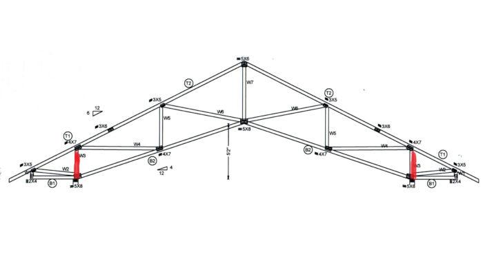 Insulating Scissors Trusses - GreenBuildingAdvisor