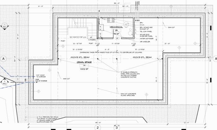 a prefab passive house in michigan
