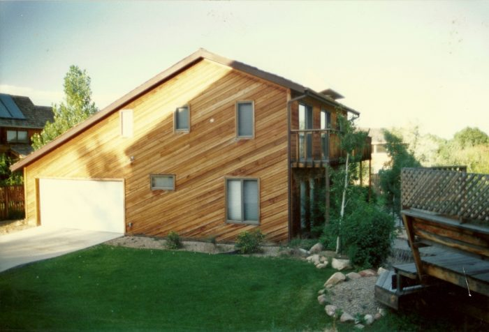 A Passive Solar Home From The 1980s Greenbuildingadvisor