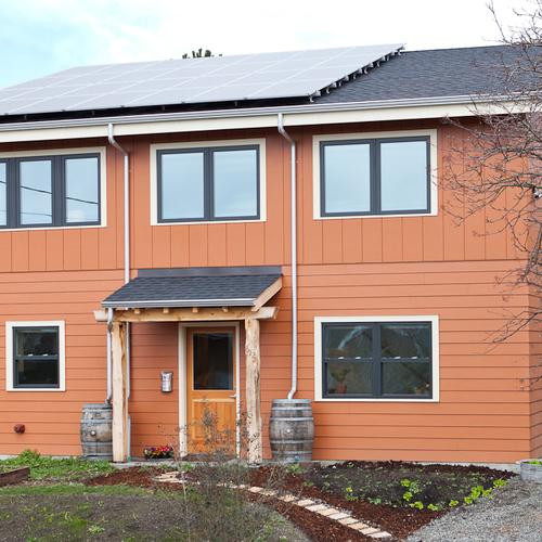 A Net-Zero-Energy House for $125 a Square Foot ... on zero carbon, zero time, zero power, zero short film,