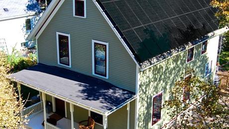 Mission Zero House A Net Zero Retrofit Greenbuildingadvisor