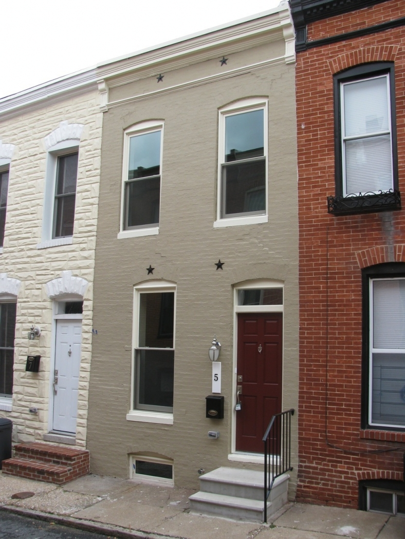 Building The Best Baltimore Rowhomes And Neighborhoods