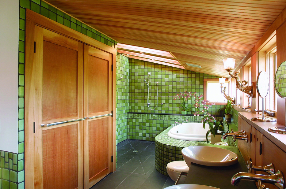 Convert an Attic into a Luxury Bath - GreenBuildingAdvisor