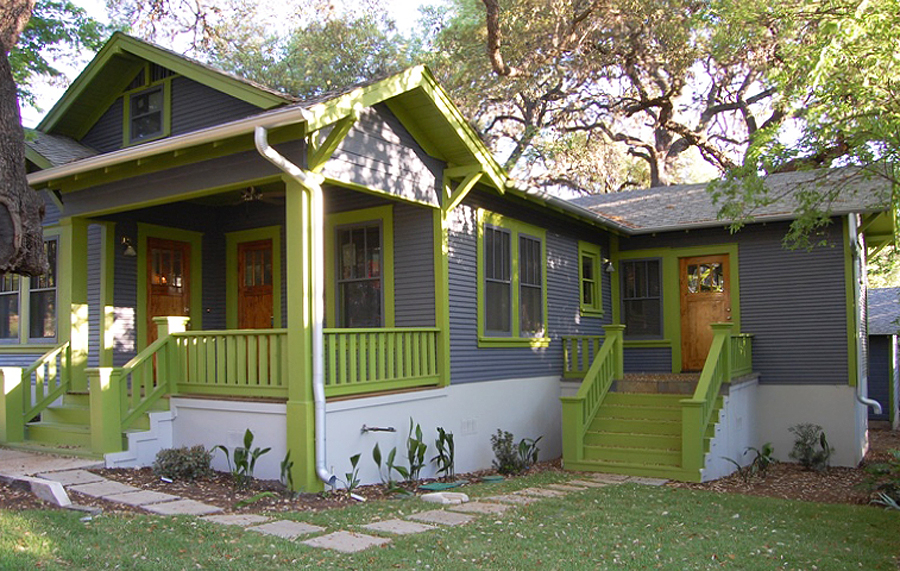 Historic Texas Bungalow Gets A Green Renovation GreenBuildingAdvisor Cool Austin Tx Home Remodeling Exterior Design
