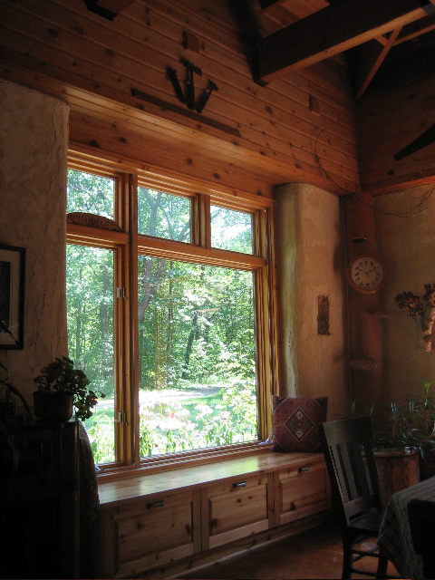 Straw Bale Home In The Minnesota Woods Greenbuildingadvisor