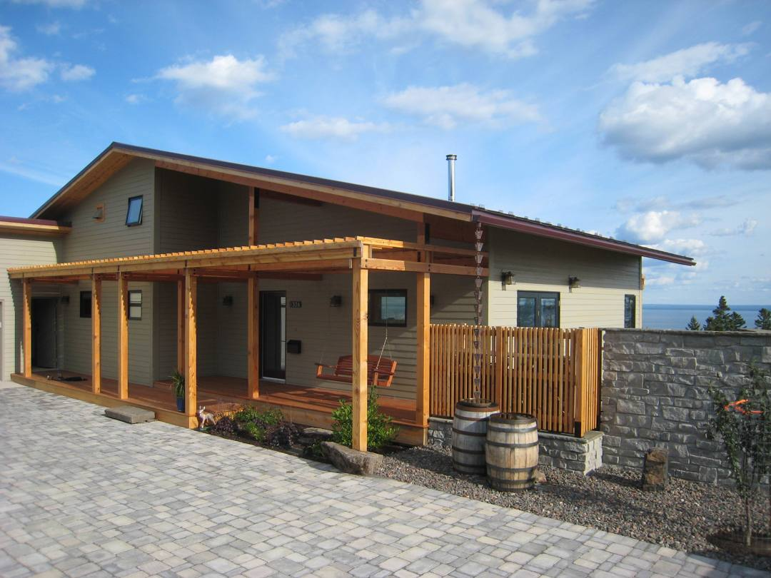 Pive House Methods Help Build for the Future ... on