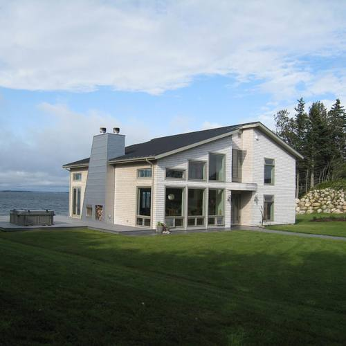 House Platinum: LEED-Platinum House In A Warm Climate