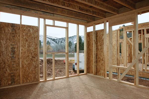 Wooden Wall Framing : Structure exterior walls greenbuildingadvisor