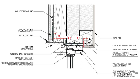 flanged window as in betweenie in a double stud wall typical house wiring diagram pdf