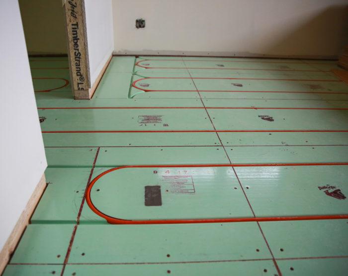 Does Radiant Floor Cooling Make Sense Greenbuildingadvisor