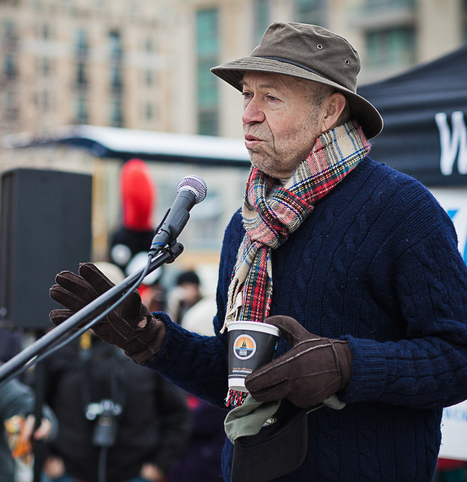 e0a7ee39ad7 James Hansen at an event in 2012. His appearance before Congress in 1988  sparked the national debate over climate change, one that has turned  bitterly ...