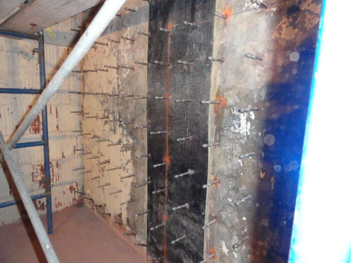 Installing Basement Waterproofing from the 'Negative' Side